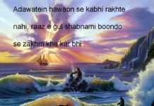 मत हँस देख कर बन्दे को मज़बूरी रही होगी one line thoughts on life in hindi,