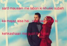 dosti shayari फ़िराक़ ए यार की क़ाफ़िर निगाही ,