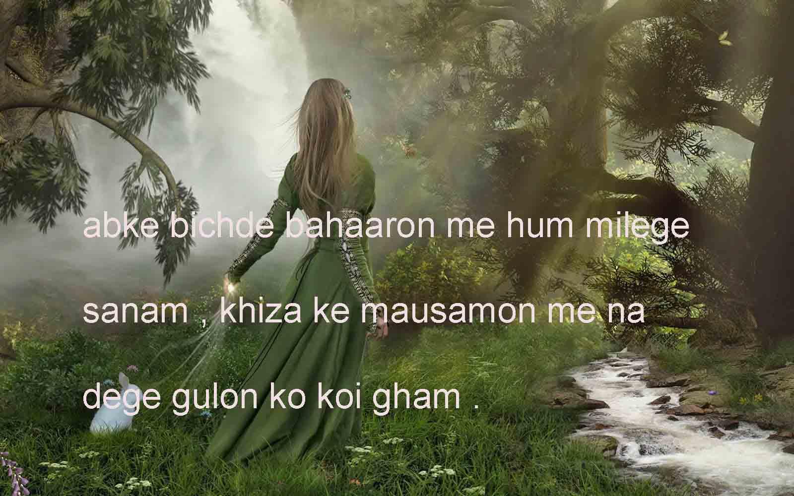 #urdu shayari love,