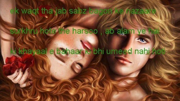 परिंदों की नीयत पर सवाल है shayari in hindi ,