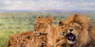 man eater lion a thriller adventurous short story