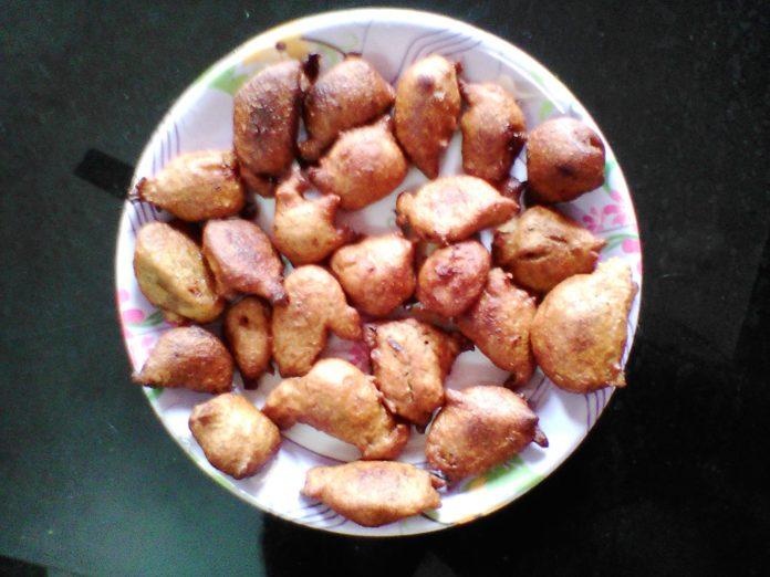 गुलगुला बनाने की विधि indian recipe ,