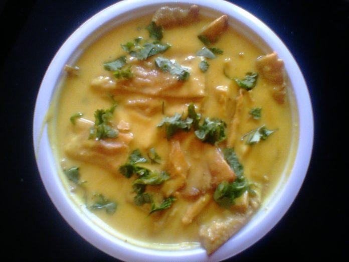 रसाज़ की कढ़ीindian recipes ,