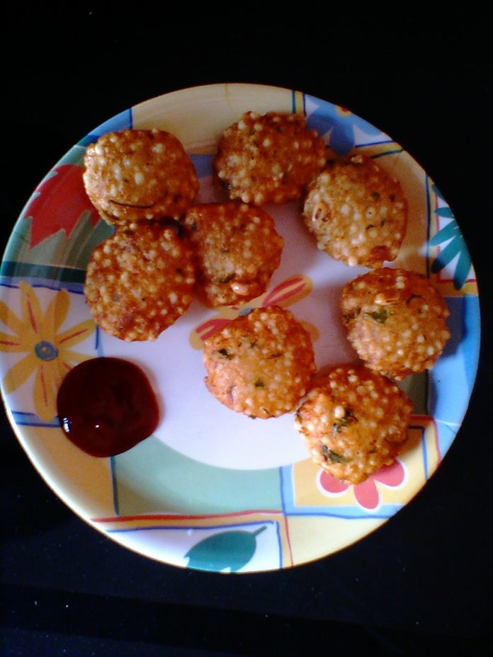 sabudana vada in hindi