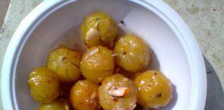 आँवला का मुरब्बा indian recipes,