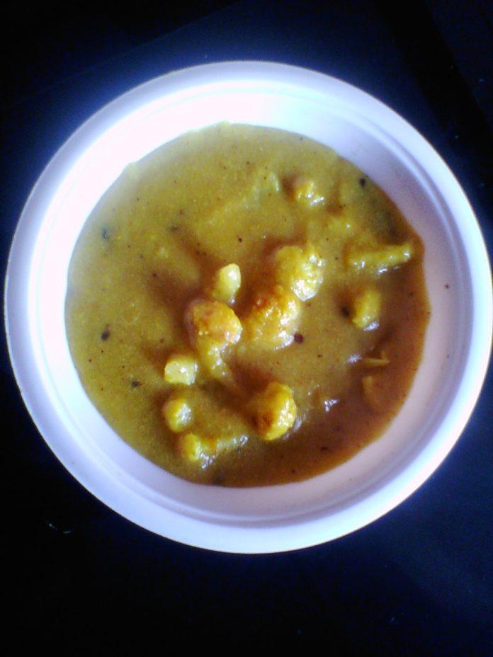 गोभी का मसलहा indian recipes ,
