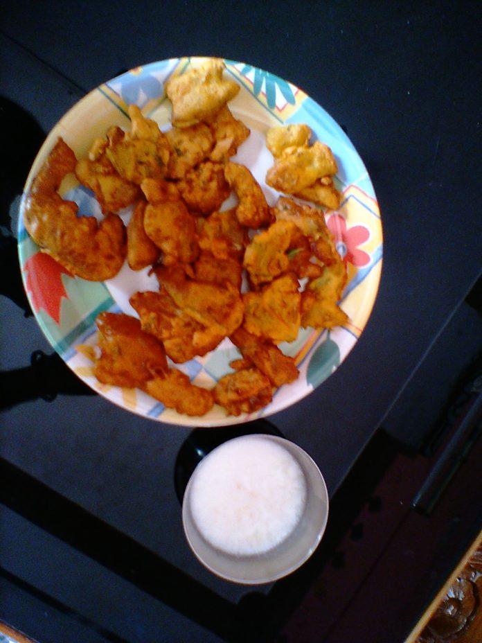 पकोड़े कैसे बनाये indian recipes ,