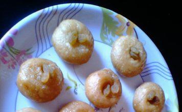 balushahi recipe step by step