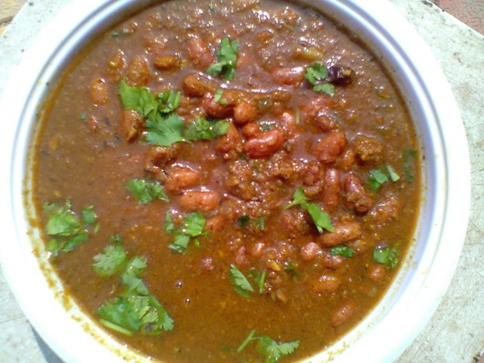राजमा की सब्ज़ी rajma sabji recipe