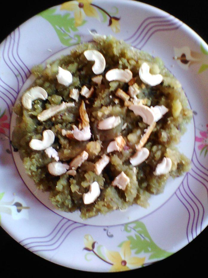 shakarkandi ka halwa recipe in hindi