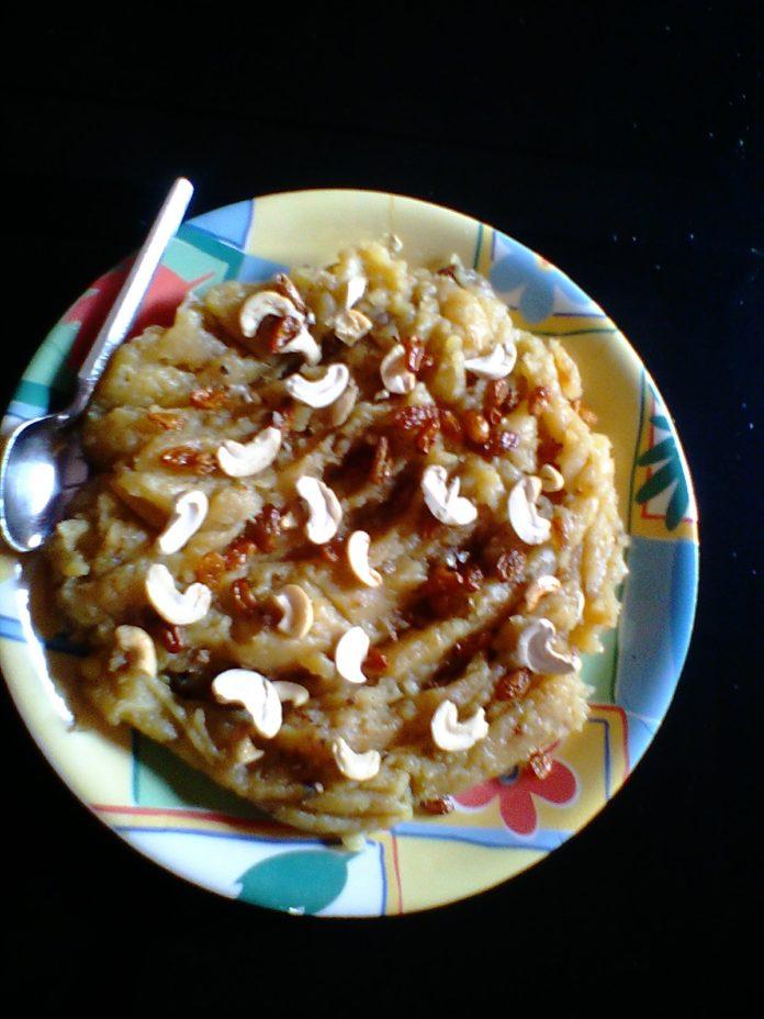 aloo ka halwa recipe hindi me