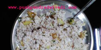 साबूदाना की खिचड़ी बनाने की विधि indian recipes ,