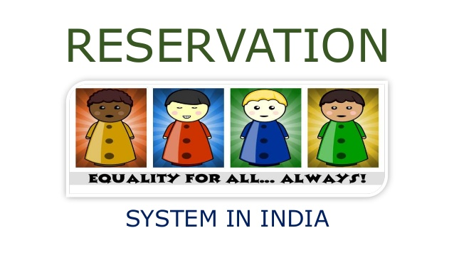 reservation in india advantages and disadvantages,