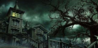 haunted house a short horror story based on a true event ,
