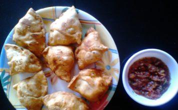 समोसा बनाने की विधि indian recipes,