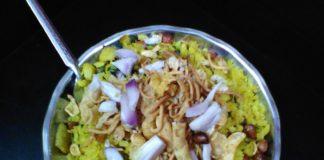 poha bachelor recipes indian,