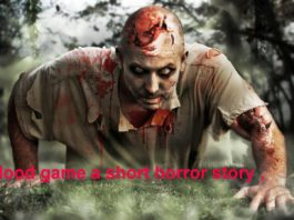 short horror story in hindi blood game ,
