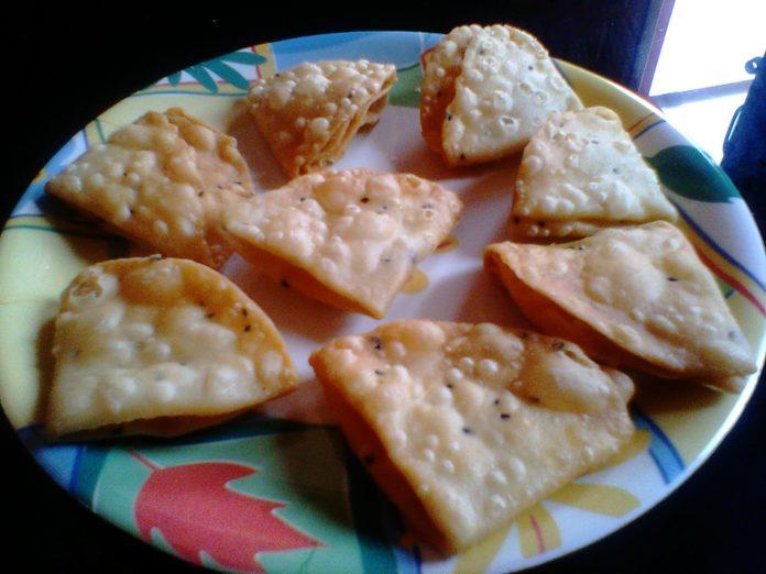 khasta recipe for kids ,