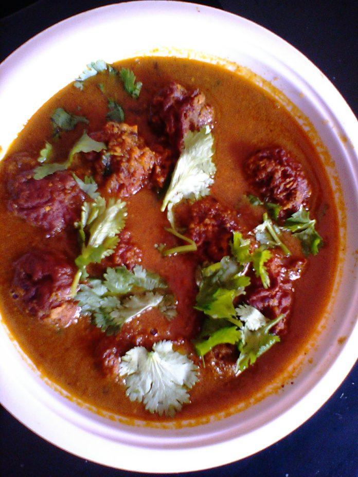 kacche kele ke kofte recipe in hindi,