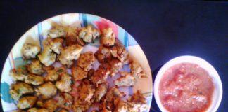 palak ki bhajiya healthy recipes,