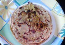 Cauliflower Paratha - gobi Paratha winter food in india,