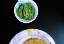 mooli ka Paratha winter food in india,
