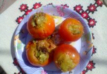 potato stuffed tomato healthy food recipes indian,