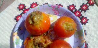 potato stuffed tomato healthy food recipes indian,