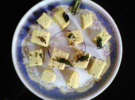 instant breakfast dhokla recipes in hindi ,