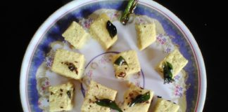 instant breakfast dhokla recipes in hindi ,