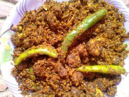 winter season food recipes in india sooran ka achar ,