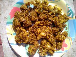 winter season food recipes in india aloo gobi ka achar ,